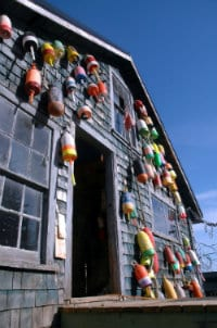 Building with Buoys